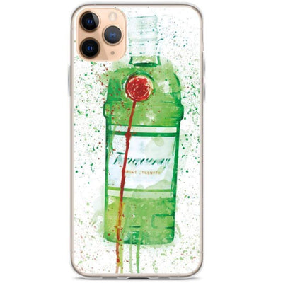 Woolly Mammoth Media iPhone 11 Pro Max Tanq gin iPhone Case
