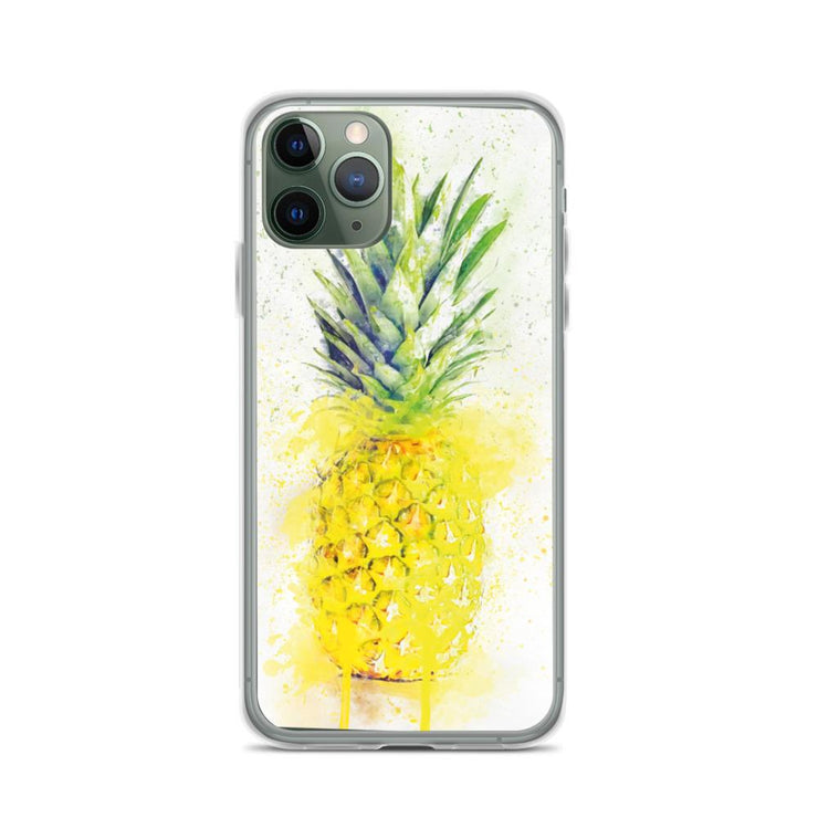 Woolly Mammoth Media iPhone 11 Pro Pineapple Fruit iPhone Case