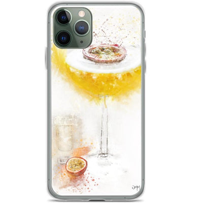 Woolly Mammoth Media iPhone 11 Pro Pornstar Martini Cocktail iPhone Case Cover