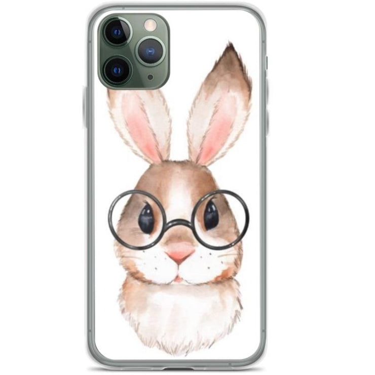 Woolly Mammoth Media iPhone 11 Pro Rabbit Bunny iPhone Case Cover