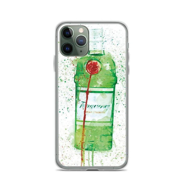 Woolly Mammoth Media iPhone 11 Pro Tanq gin iPhone Case