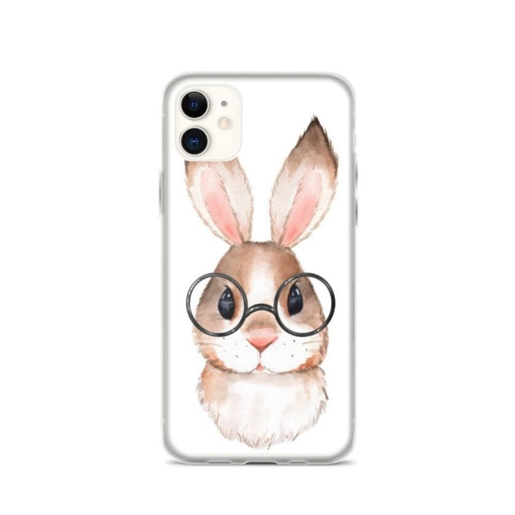 Woolly Mammoth Media iPhone 11 Rabbit Bunny iPhone Case Cover