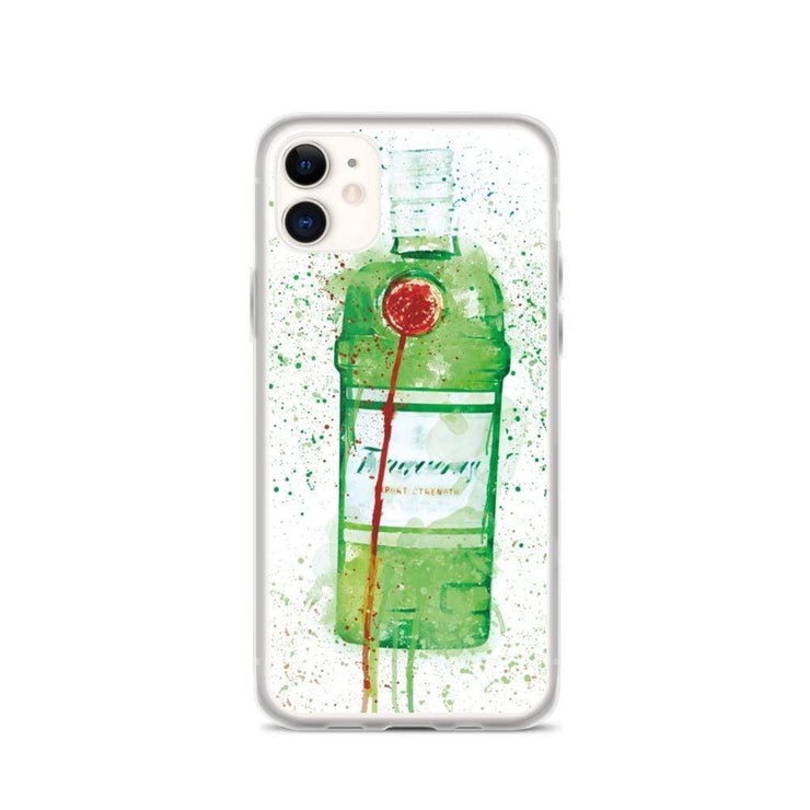 Woolly Mammoth Media iPhone 11 Tanq gin iPhone Case