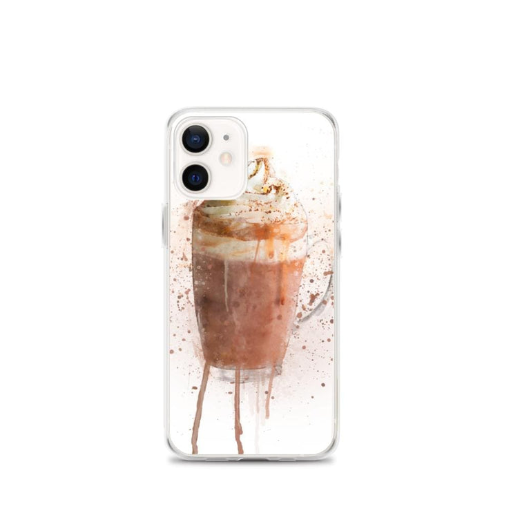 Woolly Mammoth Media iPhone 12 mini Hot Chocolate iPhone Case Cover