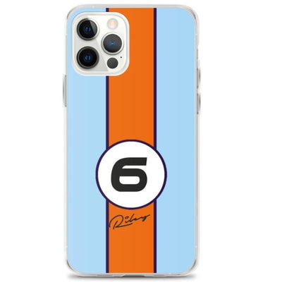 Woolly Mammoth Media iPhone 12 Pro Gulf iPhone Case