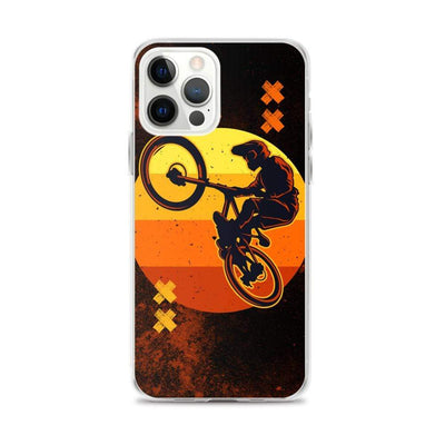 Woolly Mammoth Media iPhone 12 Pro Max BMX Bike iPhone Case