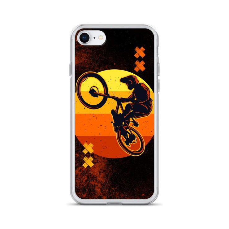 Woolly Mammoth Media iPhone 7/8 BMX Bike iPhone Case