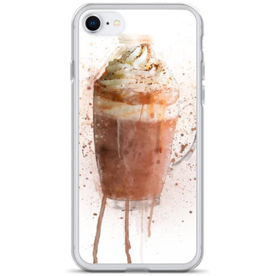 Woolly Mammoth Media iPhone 7/8 Hot Chocolate iPhone Case Cover