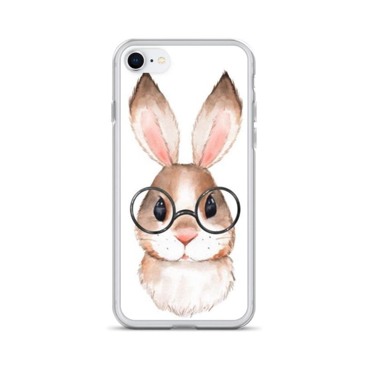 Woolly Mammoth Media iPhone 7/8 Rabbit Bunny iPhone Case Cover