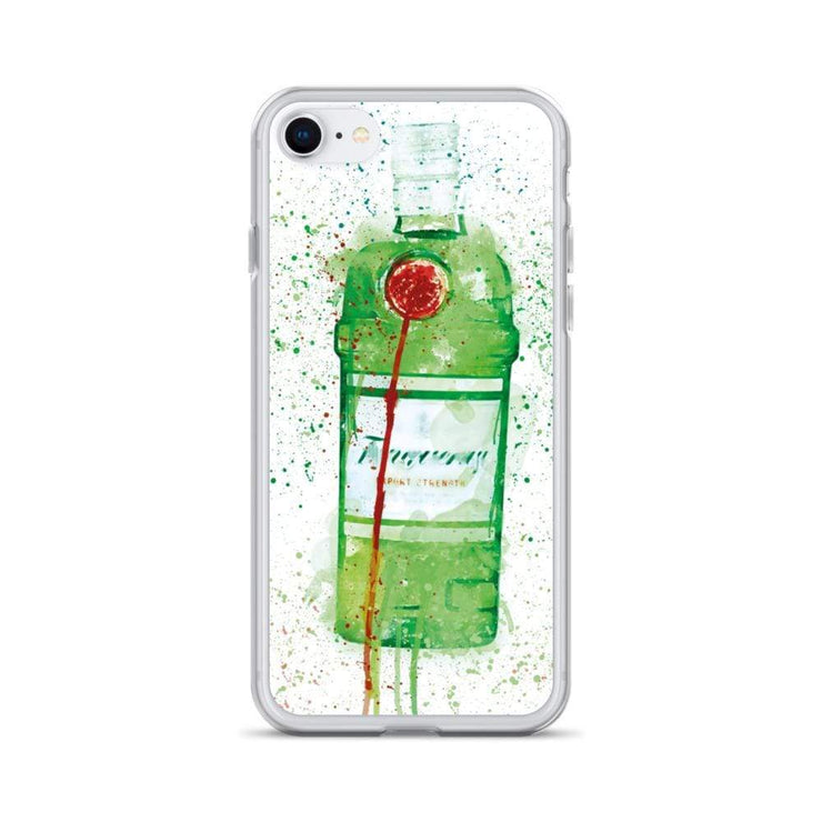 Woolly Mammoth Media iPhone 7/8 Tanq gin iPhone Case