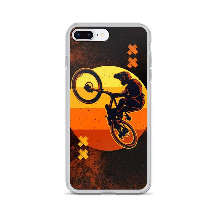 Woolly Mammoth Media iPhone 7 Plus/8 Plus BMX Bike iPhone Case
