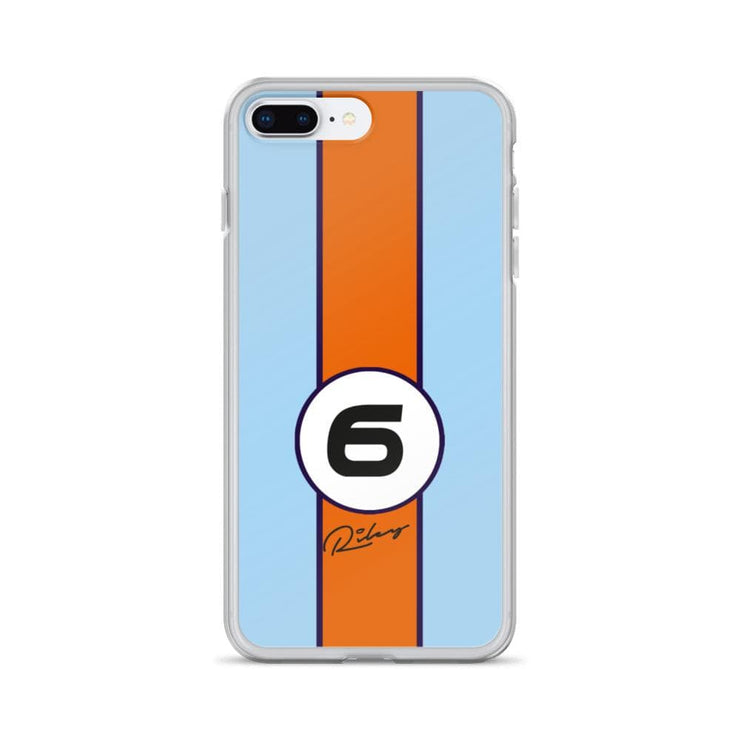 Woolly Mammoth Media iPhone 7 Plus/8 Plus Gulf iPhone Case