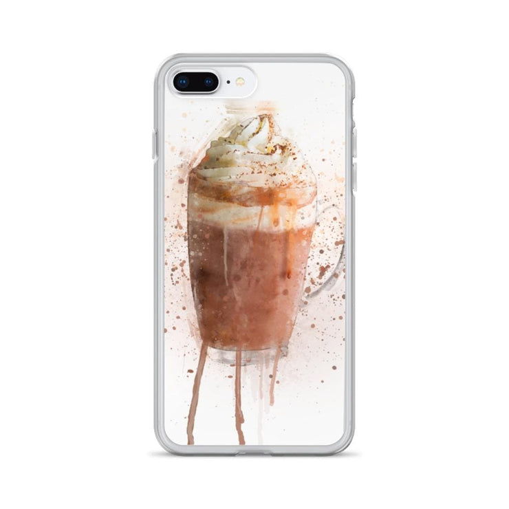 Woolly Mammoth Media iPhone 7 Plus/8 Plus Hot Chocolate iPhone Case Cover