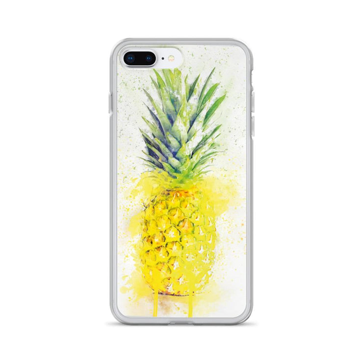 Woolly Mammoth Media iPhone 7 Plus/8 Plus Pineapple Fruit iPhone Case