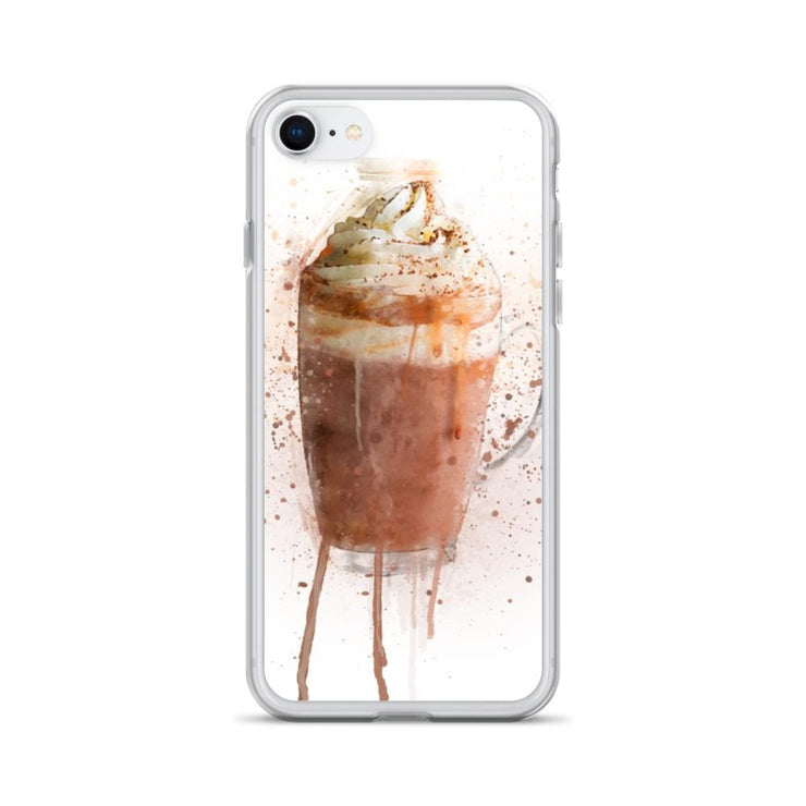 Woolly Mammoth Media iPhone SE Hot Chocolate iPhone Case Cover