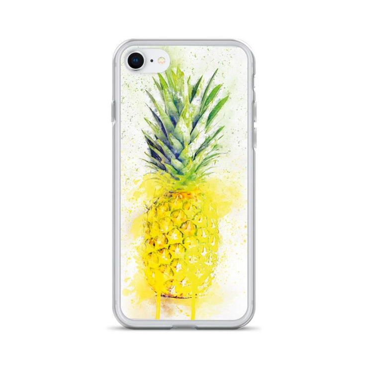 Woolly Mammoth Media iPhone SE Pineapple Fruit iPhone Case