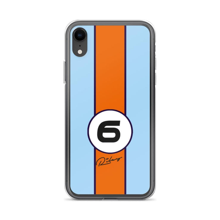Woolly Mammoth Media iPhone XR Gulf iPhone Case