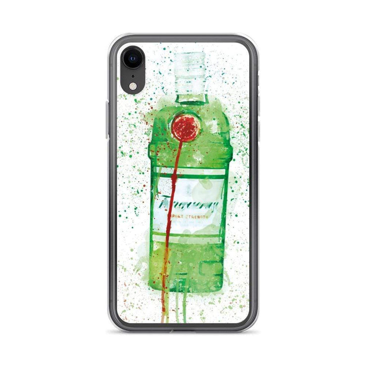 Woolly Mammoth Media iPhone XR Tanq gin iPhone Case