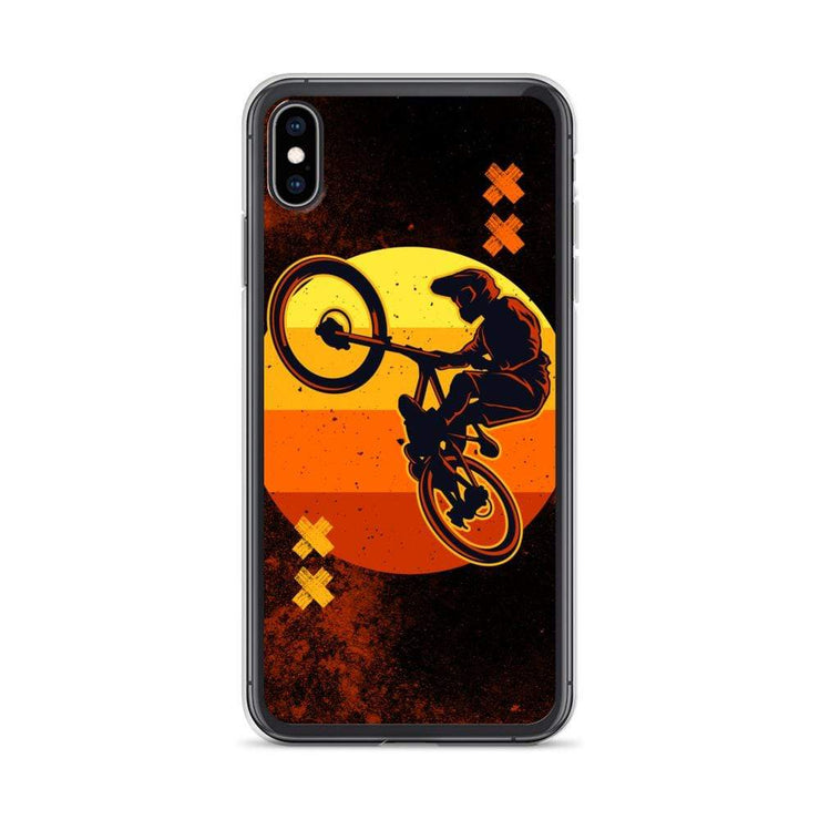 Woolly Mammoth Media iPhone XS Max BMX Bike iPhone Case