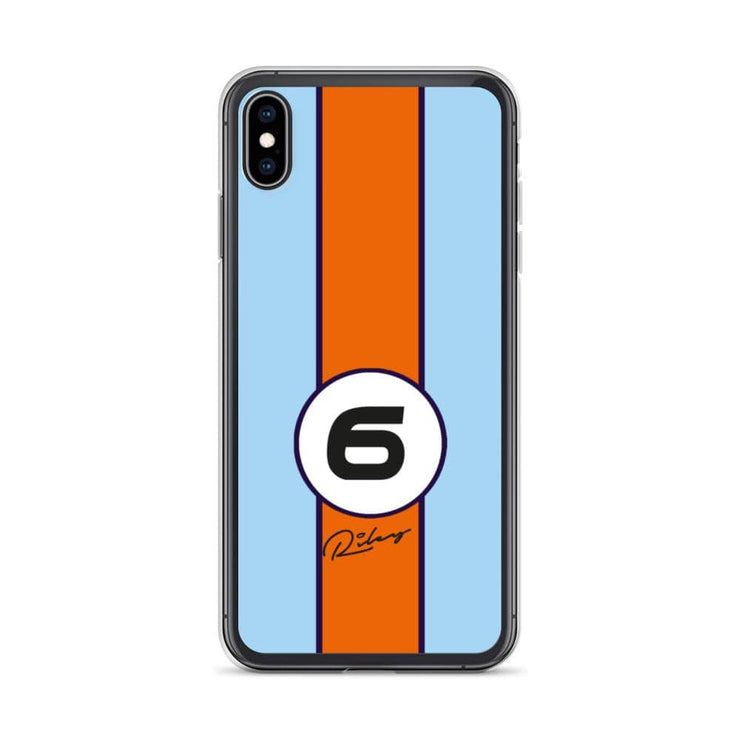 Woolly Mammoth Media iPhone XS Max Gulf iPhone Case