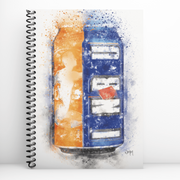 Woolly Mammoth Media Irn Brew Art Notebook
