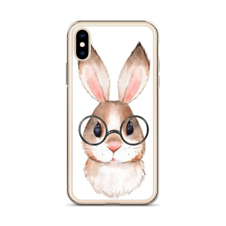 Woolly Mammoth Media Rabbit Bunny iPhone Case Cover