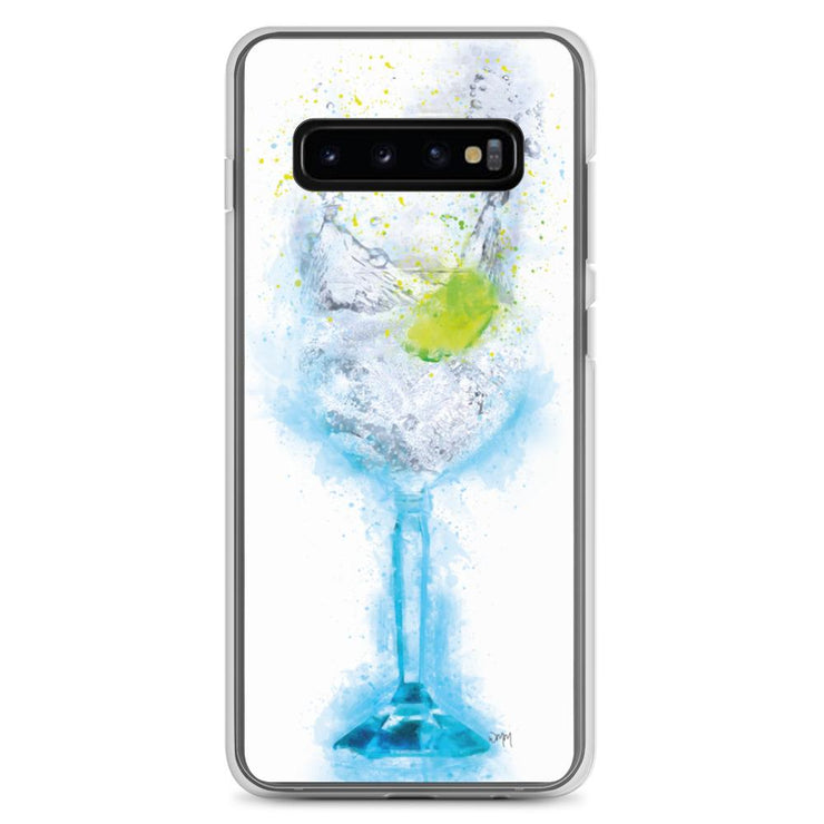 Woolly Mammoth Media Samsung Galaxy S10+ Samsung Gin and Tonic Art Case Cover