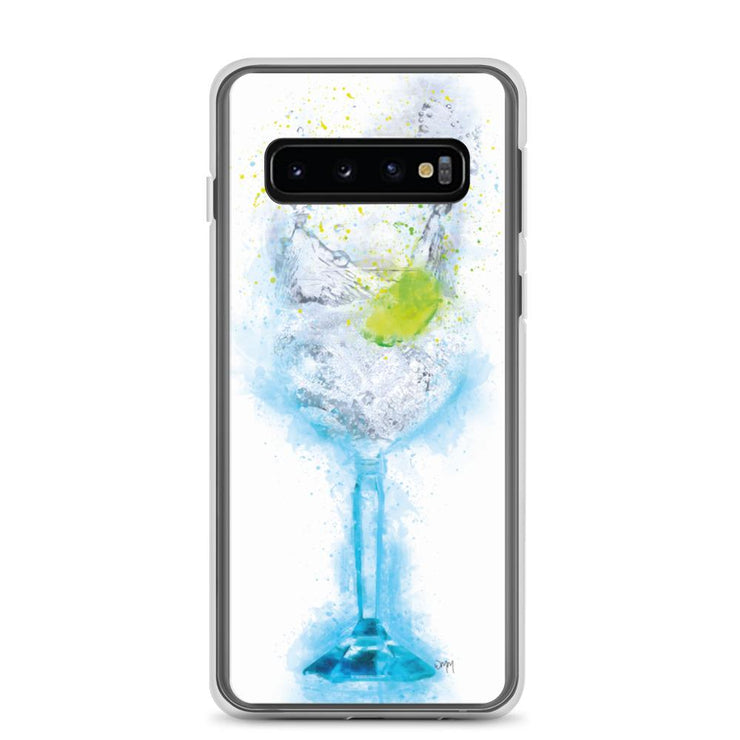 Woolly Mammoth Media Samsung Galaxy S10 Samsung Gin and Tonic Art Case Cover