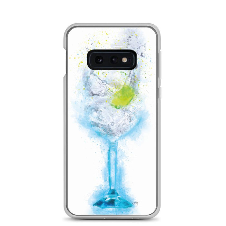 Woolly Mammoth Media Samsung Galaxy S10e Samsung Gin and Tonic Art Case Cover