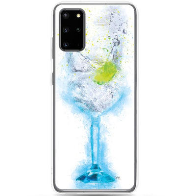 Woolly Mammoth Media Samsung Galaxy S20 Plus Samsung Gin and Tonic Art Case Cover