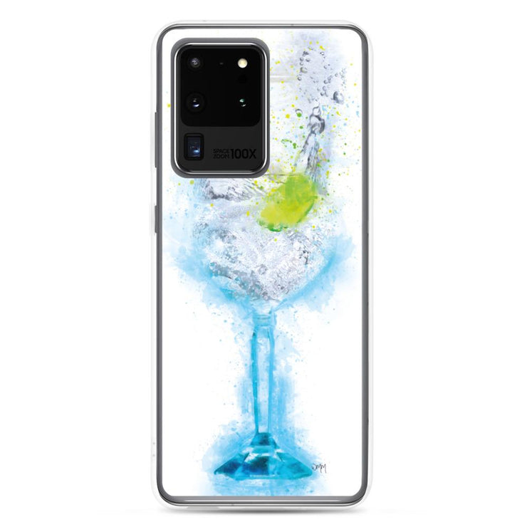 Woolly Mammoth Media Samsung Galaxy S20 Ultra Samsung Gin and Tonic Art Case Cover