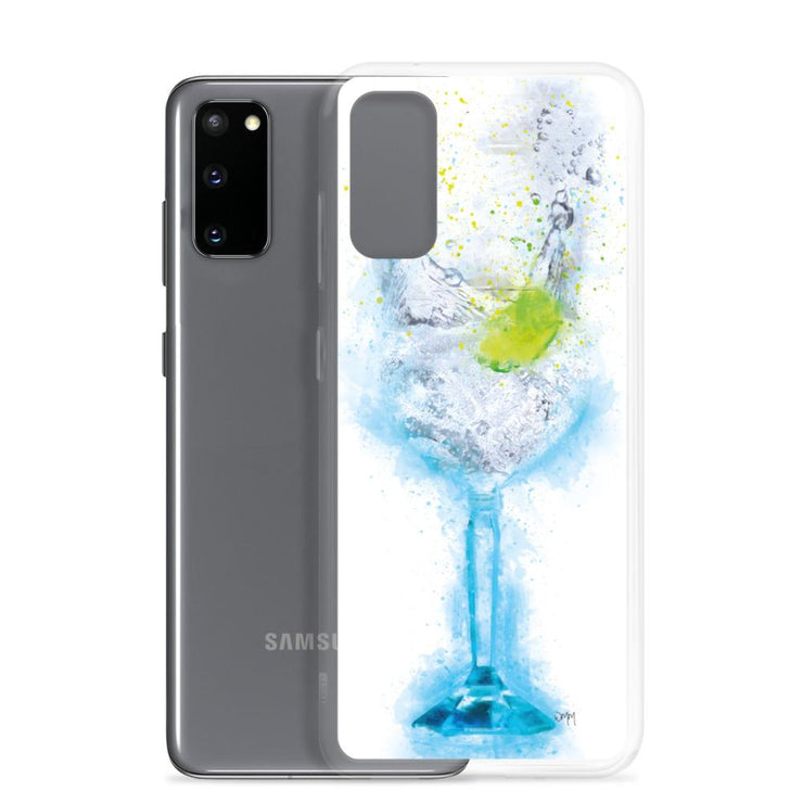 Woolly Mammoth Media Samsung Gin and Tonic Art Case Cover