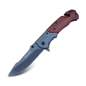 Falcon A4 - Camping Pocket Knife - OTF Double Action