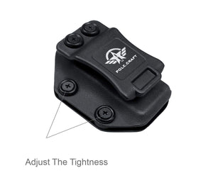 Sig Sauer P365 Magazine Holster IWB/OWB Kydex - P365 Mag Carrier - Ambidextrous - Custom for Sig Sauer P365 / P365 SAS / P365 XL Magazines Case Cover Holder - Universal OWB / IWB / Right / Left Hand