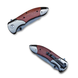 Falcon A3 - Camping Pocket Knife - OTF Double Action