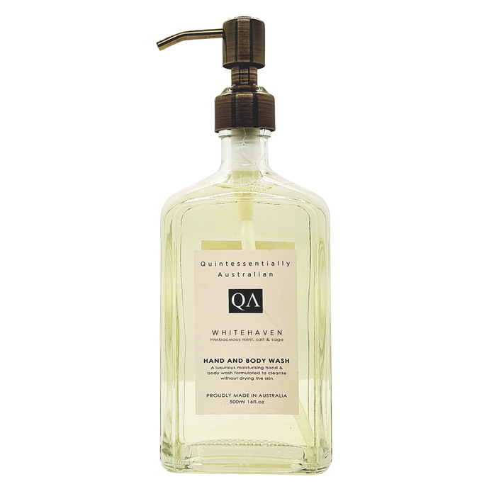 LIQUID SOAP | WHITEHAVEN