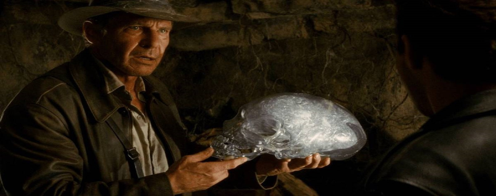 Indiana Jones et le crane de crystal