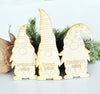DIY Personalized Gnome Christmas Ornament Kit for Kids