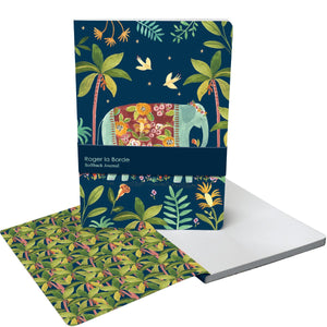 RLB Softback journal - Over the Rainbow