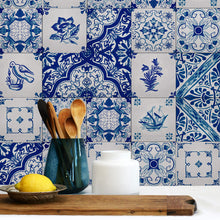 Load image into Gallery viewer, Robin Sprong vinyl wall tile stickers - Azulejo
