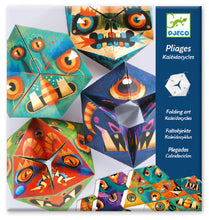 Load image into Gallery viewer, Djeco paper creations - flex monsters