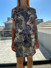 Load image into Gallery viewer, Freda and Dick Asla dress - fern print