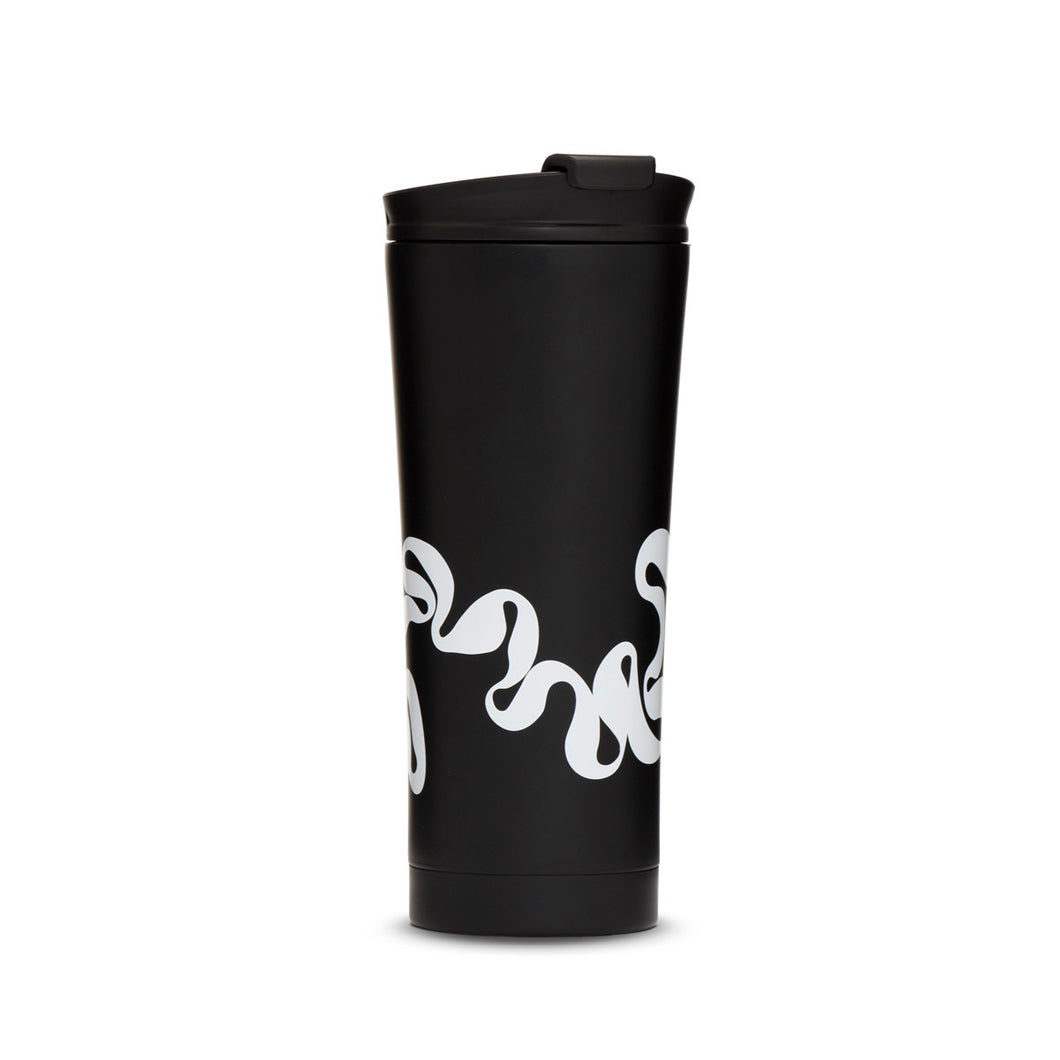 Carol Boyes travel mug - Quicksilver