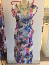 Load image into Gallery viewer, Freda and Dick wrap dress - pastels