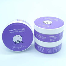 Load image into Gallery viewer, Aromadough Aromatherapy Stress Ball - Sheep Sleepy Time