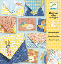 Load image into Gallery viewer, Djeco origami - small envelopes