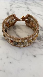 Joya Cally multi wrap bracelet