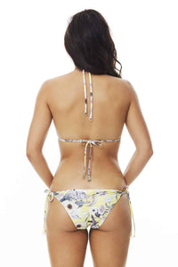 Moontide bikini Fantasy Island - Lemon