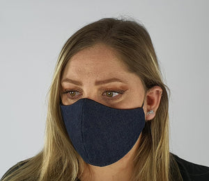 Face mask denim - denim