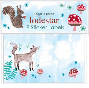 RLB Sticker labels - Lodestar
